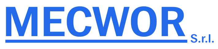 Logo Mecwor srl del gruppo MIGAL