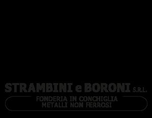 Logo Strambini e Boroni del gruppo MIGAL